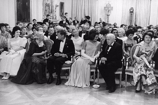 Arts and Culture in the Kennedy White House