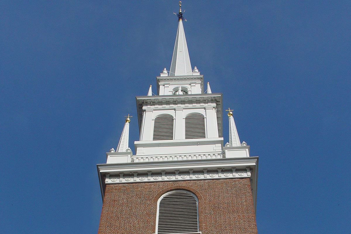 Old North Church and Historic Site