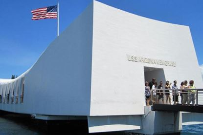 Picture of Pearl Harbor, The Arizona Memorial and Punchbowl Tour