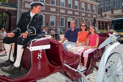 Picture of Philadelphia 30 Minute Carriage Tour