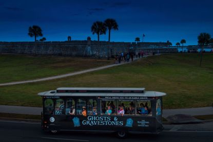 Tour the Most Haunted Places in St Augustine