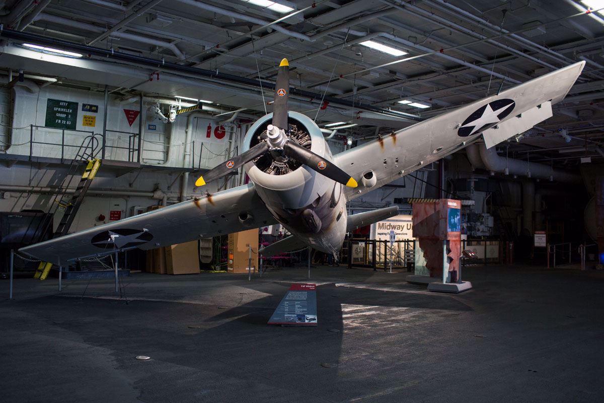 Aircraft on Display