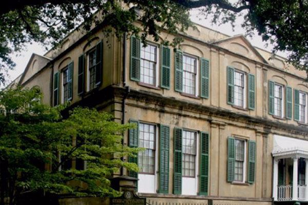 Savannah Architecture and History Tours