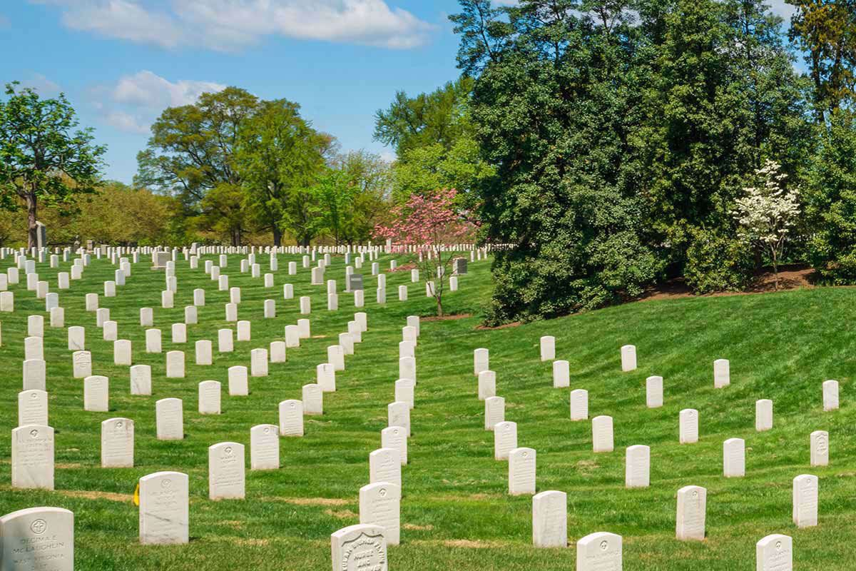 Visit Arlington Cemetery
