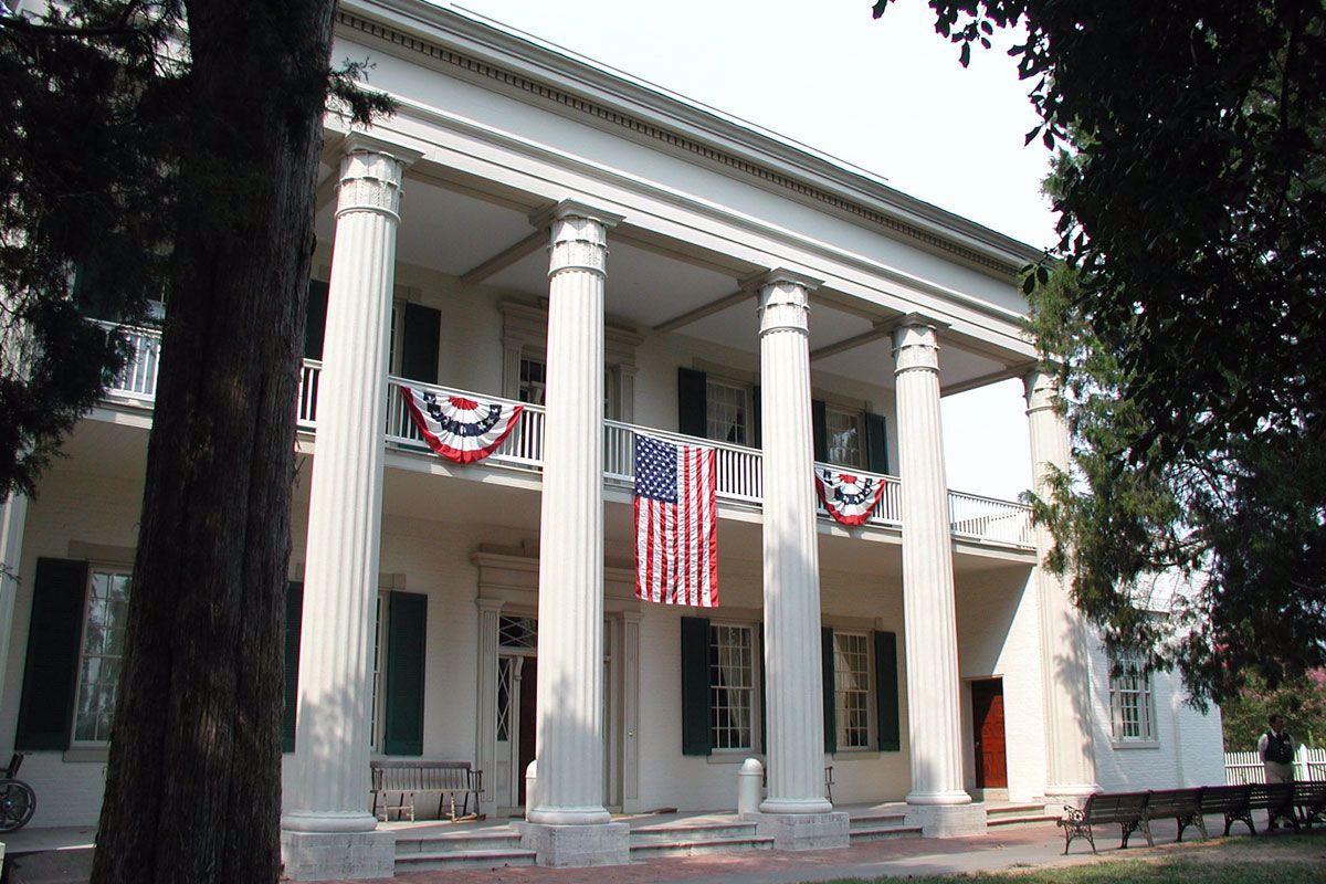 Andrew Jackson's hermitage