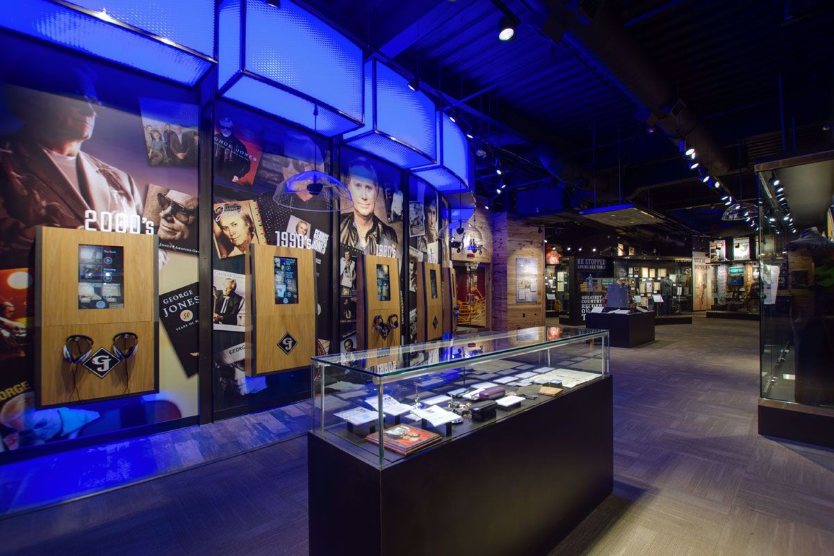 Expansive array of artifacts and memorabilia