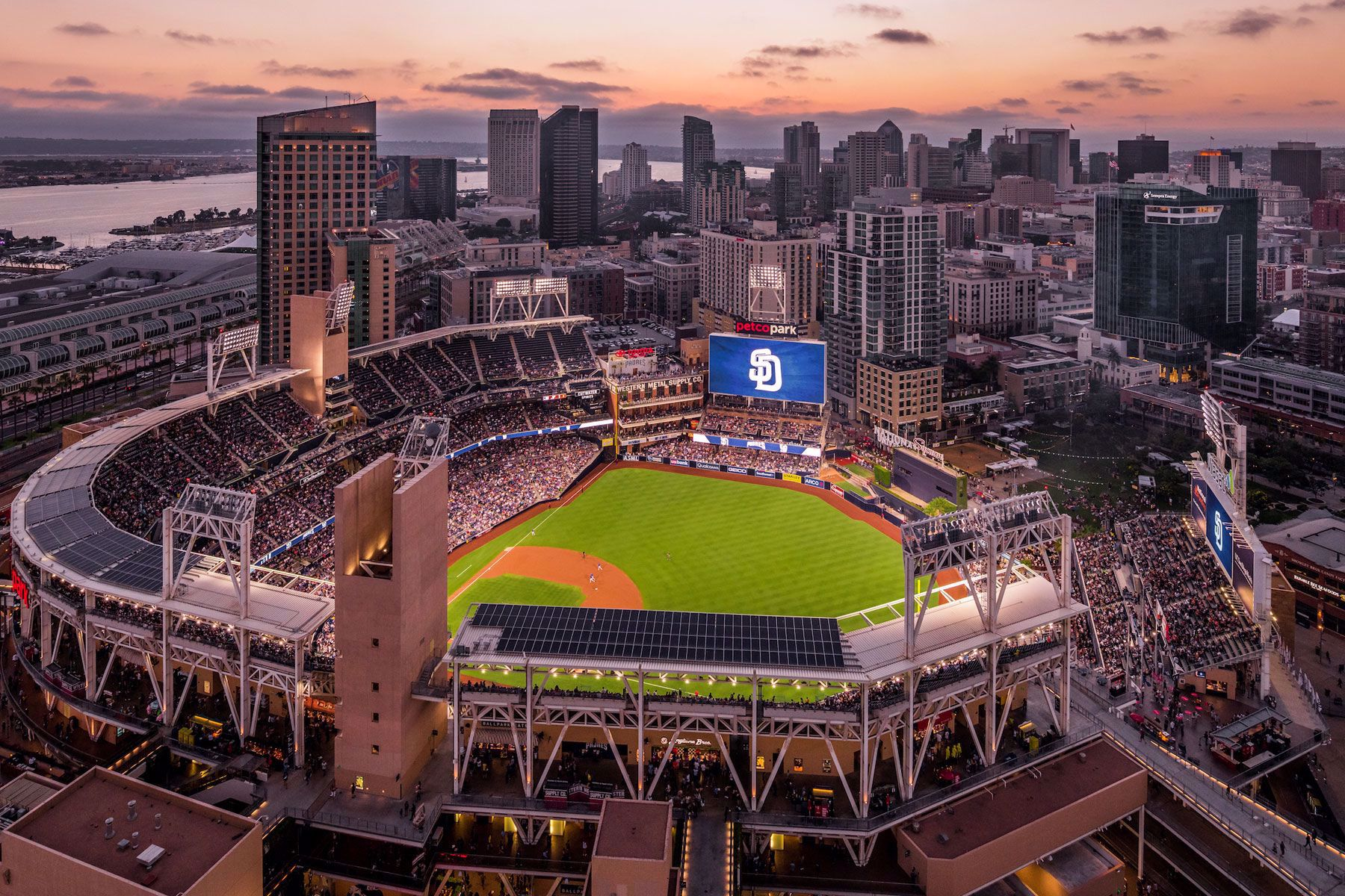 Crown jewel of downtown San Diego, Petco Park