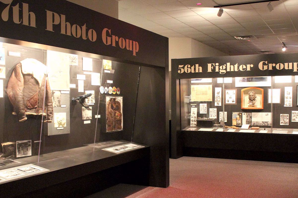 Learn the history of the Eighth Air Force