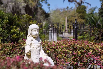 Old Fort Jackson and Bonaventure Cemetery