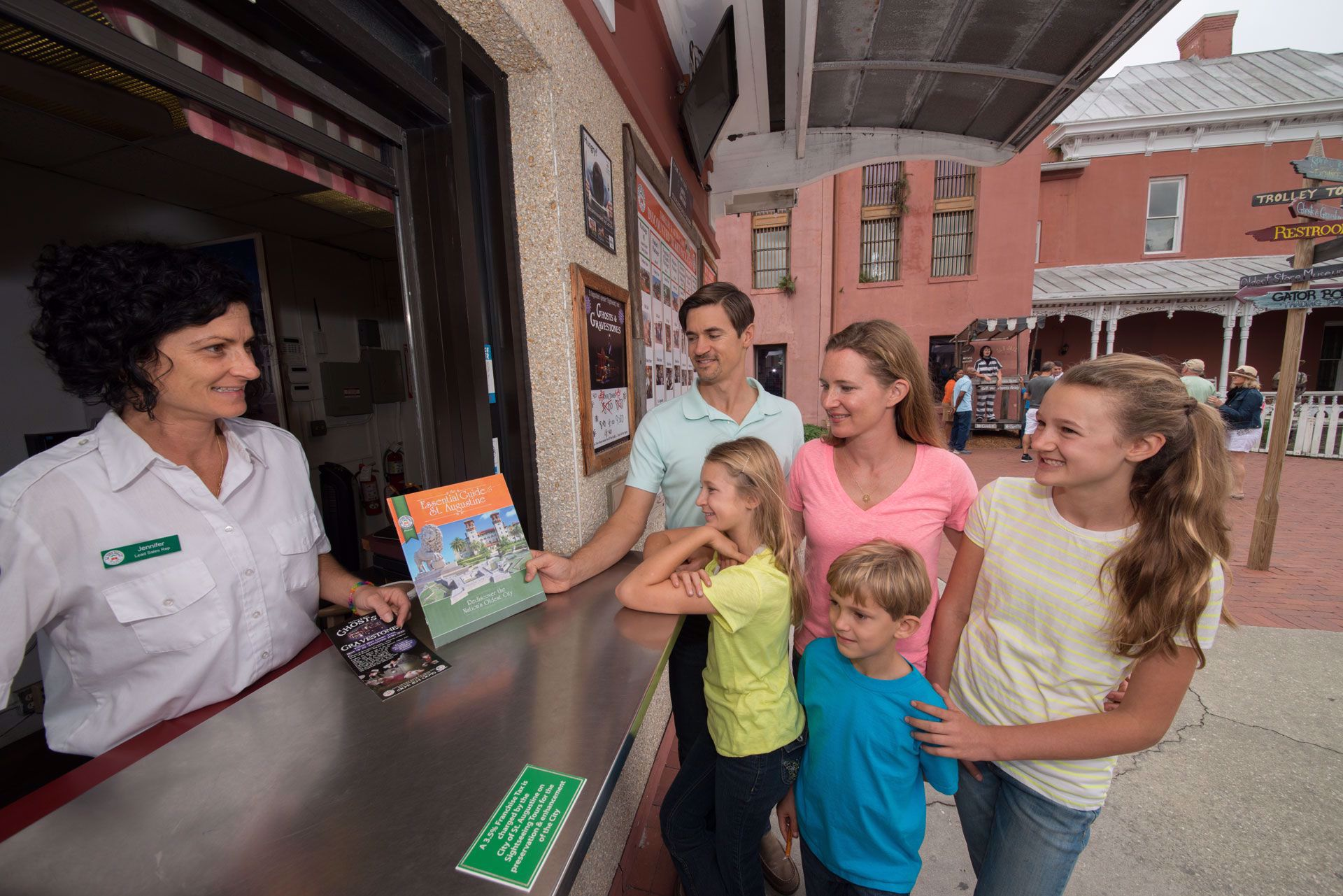 See the best of St Augustine