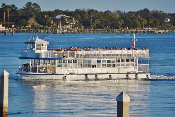 Cruise St Augustine