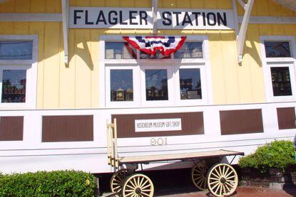 Flagler Station Over Sea Railway Historeum