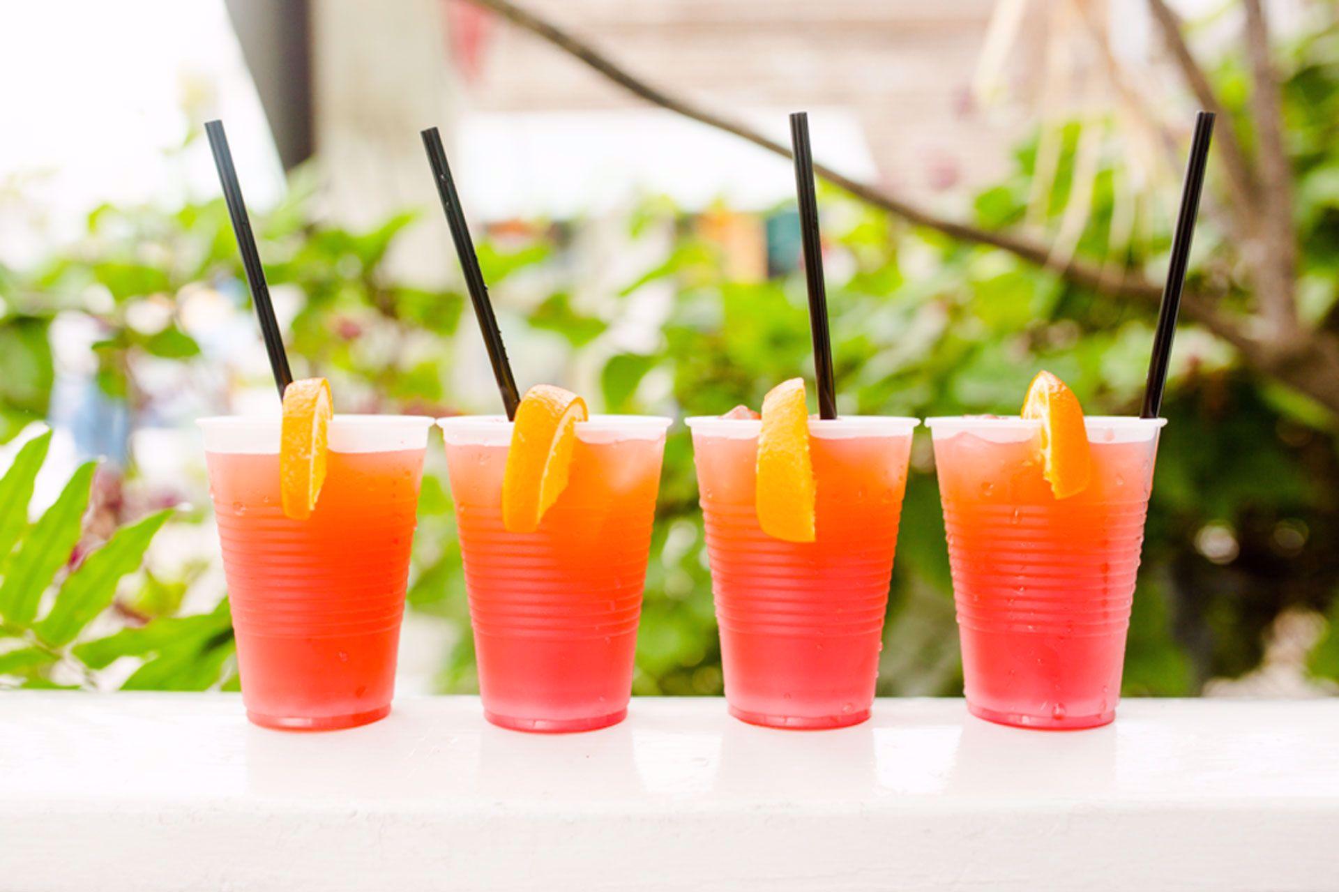 Drink tastings