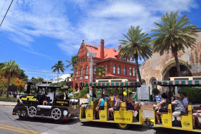 Conch Tour Train - Hemingway Home and Museum Package