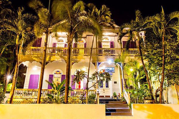 Lots of haunted history of Key West