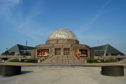 Discover Chicago and the Adler Planetarium