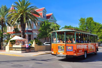 Old Town Trolley Tours of Key West