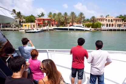 Historic Miami Tour and Boat Cruise
