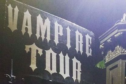 New Orleans Vampire Tour