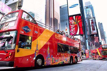 All Around Town Double Decker Bus Tour