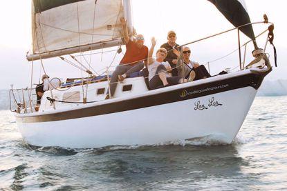 2 Hour San Diego Sailing Tour