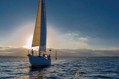 2 Hour Sunset Sailing Tour