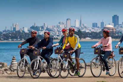 Streets of San Francisco Tour