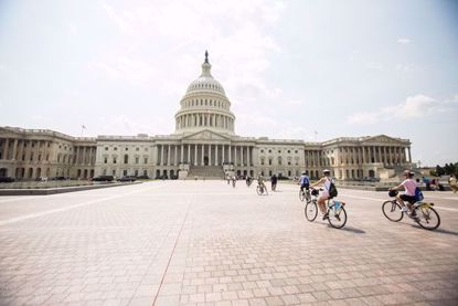 Washington DC Capital Bike Tour