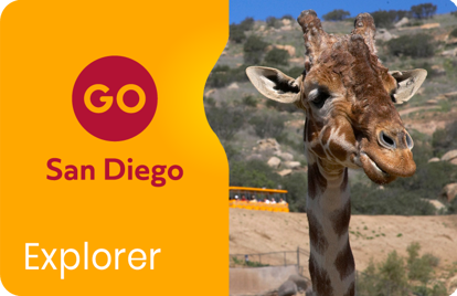San Diego Explorer Pass-4 Attractions