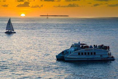 Key West Dinner Cruise-Saturday Night