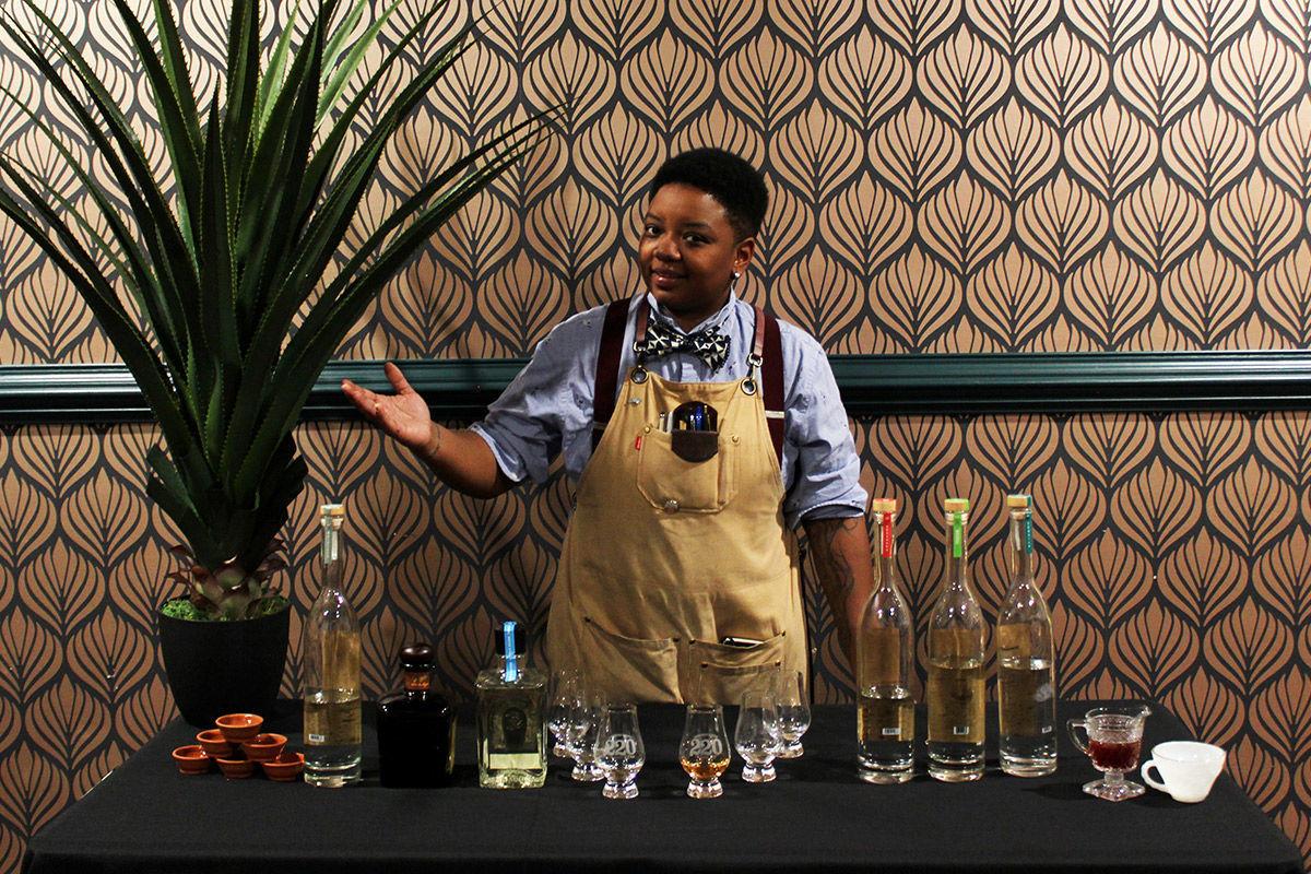 CSU Tequila Tasting Class
