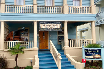 St. Augustine Shipwreck Museum and Gallery